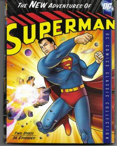 New Adventures of Superman 2-DVD set