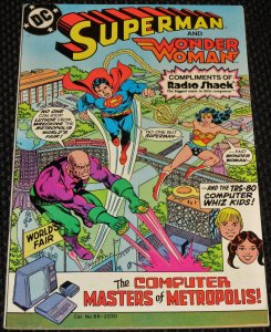 Superman Radio Shack Promo (1982)