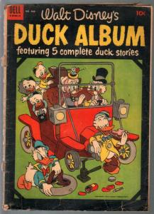 Walt Disney's Duck Album-Four Color Comics #560 1954-Dell-Uncle Scrooge-FR/G