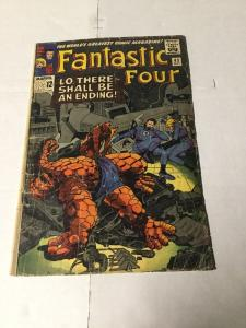 Fantastic Four 43 1.8 Gd- Good -