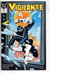 DC Comics Vigilante #34
