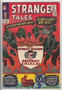 Strange Tales #136 (Sep-65) FN Mid-Grade Nick Fury, S.H.I.E.L.D., Dr. Strange