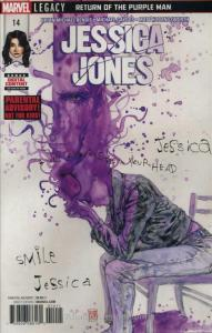 Jessica Jones (2nd Series) #14 VF/NM; Marvel | save on shipping - details inside