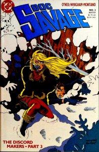 Doc Savage #3 (1988)