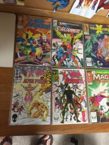 X-Men Mini-Series Lot Wolverine Nightcrawler Iceman Storm Magik 1-2 1-6 1-4 Nm