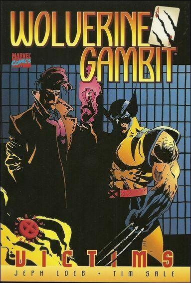 Wolverine/Gambit: Victims TPB #1 VF/NM; Marvel | save on shipping - details insi