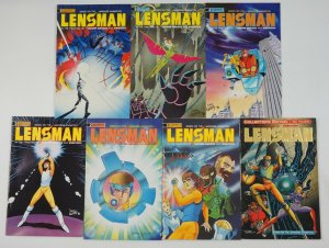 Lensman #1-6 FN/VF complete series + gold variant based on the anime manga set