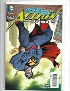 Bizarro Action Comics Issue #40 DC Comics The New 52  nw112