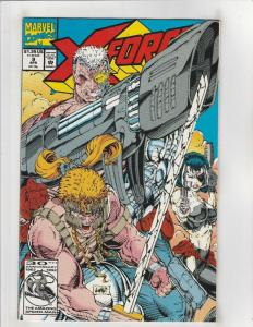 X-FORCE #9, NM, Marvel, Cable, ShatterStar, Domino, 1991 1992, more XF in store