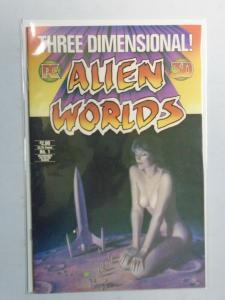 Three Dimensional Alien Worlds #1 (1984) 6.0 FN
