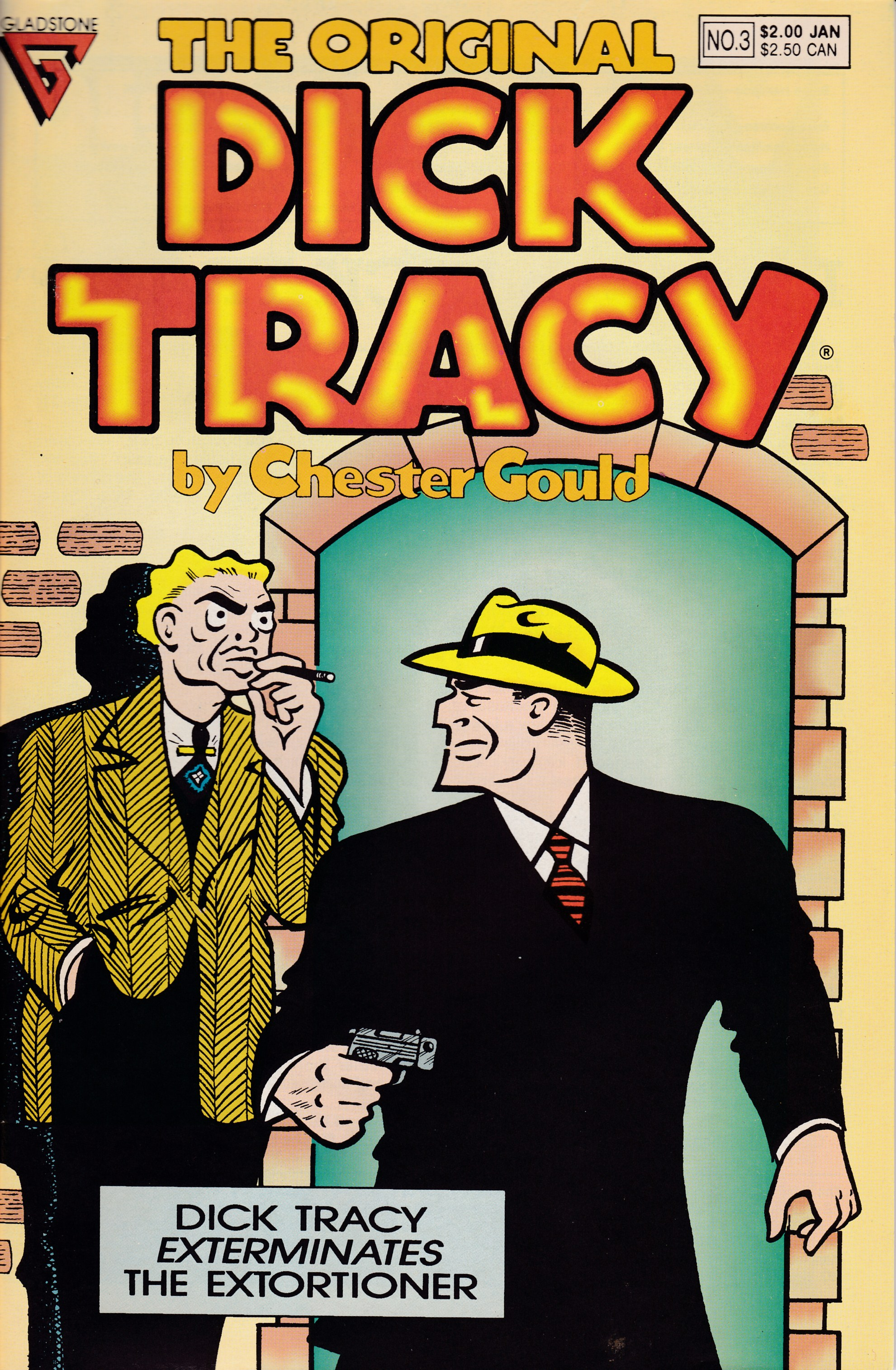 Dick tracy reprints