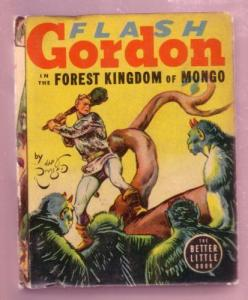 FLASH GORDON- FOREST KINGDOM OF MONGO 1938 #1492 - BLB FN