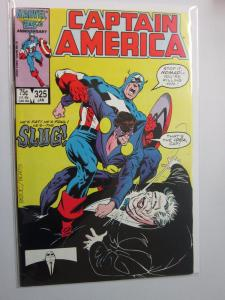 Captain America (1968 1st Series) #325 - VF 8.0 - 1987