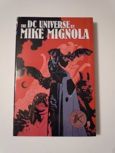 The DC Universe by Mike Mignola Hardcover (2017)