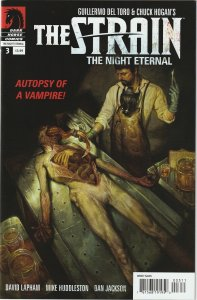 STRAIN NIGHT ETERNAL # 3 (2014)