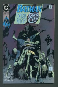 Batman #453 / 9.6 NM+   August 1990