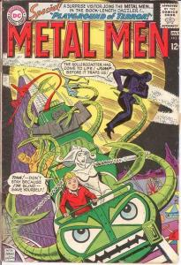 METAL MEN 8 VG   July 1964 COMICS BOOK