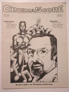 Cinemascore: The Film Music Journal No. 10 Fall 1982 Ernest Gold Interview