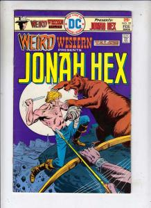 Weird Western Tales #32 (Feb-74) NM- High-Grade Jonah Hex
