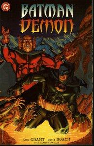 Batman Demon - NM - David Roach Cover