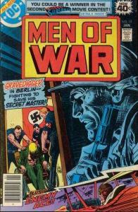 Men of War (1977 series) #12, VF+ (Stock photo)