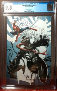 Amazing Spider-Man #15C She-Venom Cover