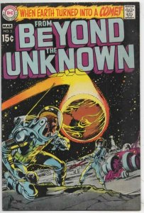 FROM BEYOND the UNKNOWN #3 VF Neal Adams Carmine Infantino 1969 1970