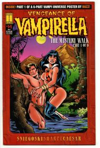 Vengeance of Vampirella #14 (Harris, 1995) FN/VF