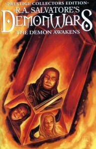 DemonWars Comic Book (Vol.1) #2B VF/NM; Devil's Due | save on shipping - details