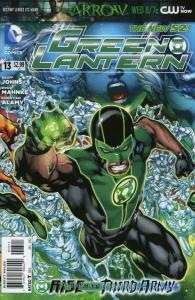 Green Lantern (5th Series) #13 VF; DC | save on shipping - details inside