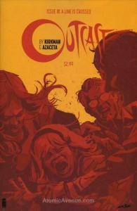Outcast (Image) #11 VF/NM; Image | save on shipping - details inside