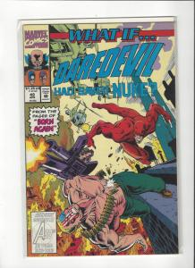 What If (Vol. 2) # 48 What If Daredevil Saved Nuke NM