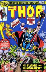 Thor #247 FN; Marvel | save on shipping - details inside