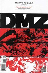 DMZ #57, NM (Stock photo)
