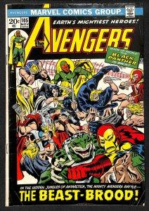 The Avengers #105 (1972)