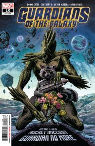 Guardians Of The Galaxy #10 (Marvel, 2019) NM