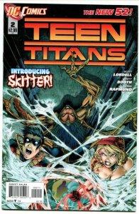 Teen Titans #2 (9.0-9.2) Modern Age DC ID#MBX1