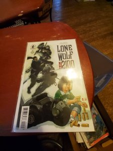 Lone Wolf 2100: Chase the Setting Sun #2 (2016)