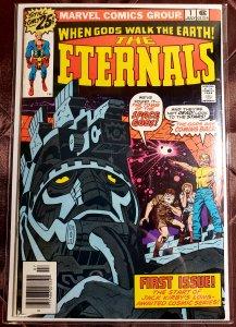 The Eternals #1 (1976)