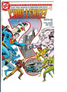 DC Challenge #1 - Copper Age - Nov. 1985 (NM-)