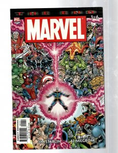 Marvel The End COMPLETE Mini Series # 1 2 3 4 5 6 Thanos Avengers Hulk Thor RB8