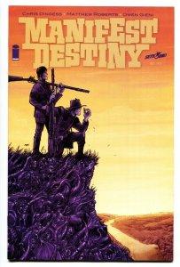 Manifest Destiny #1 Fourth Print-2014 Image comic book
