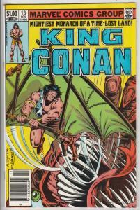 King Conan #13 (Nov-82) NM Super-High-Grade Conan the Barbarian