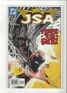 JSA #66 DC Comics  NM