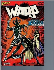 Warp #4 (1983)