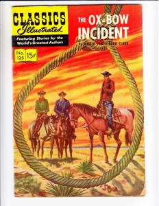 Classics Illustrated #125 (Mar-55) FN Mid-Grade