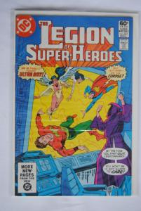 Legion of Super-Heroes 282