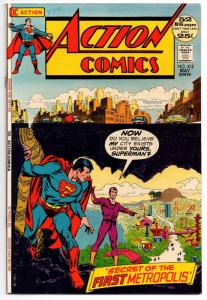 Action Comics #412 (May 1972, DC) - Very Fine+