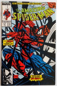 The Amazing Spider-Man #317 (FN/VF)(1989)