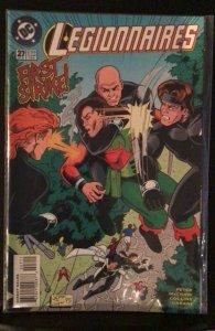 Legionnaires #27 (1995)